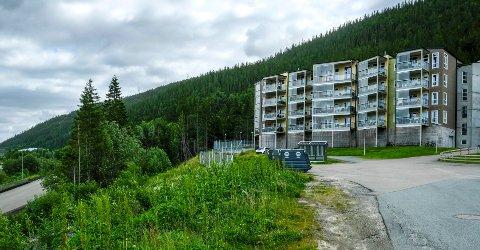 Her planlegges det nye leiligheter: Et nytt byggetrinn planlegges i Fageråsen. Hans Marius Brekke sier at leilighetene vil bli bygd høyere opp slik at de får utsikt.