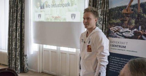 Kamp: Rana FKs kaptein Niklas Bakksjø har inderlig lyst å sende Mojøsne ut av cupen når lagene møtes på søndag.