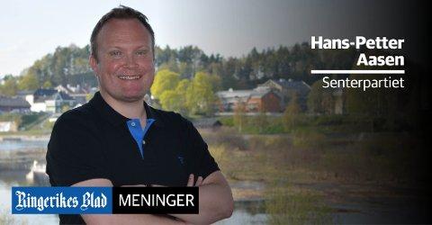 VANSKELIG: - Mange brukere og pårørende opplever allerede i dag at nåløyet for å få sykehjemsplass er svært trangt, sier Hans-Petter Aasen (Sp).
