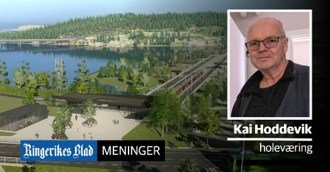 NEI: – Vi ønsker ikke at jordbruksarealer blir redusert. Barna våre må ha mat, skriver Kai Hoddevik.