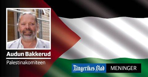 MEDIEDEKNING: - Mange konflikter kunne vært dekket bedre. Men situasjonen i Palestina blir ikke bedre av den grunn, skriver Audun Bakkerud.