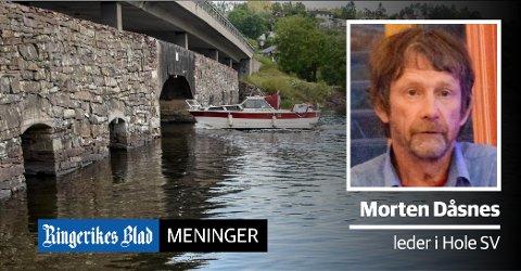 TAPTE KVALITETER: – Det må være lov å kritisere både størrelse på fondet og fordeling av midlene mellom berørte kommuner, skriver Morten Dåsnes.