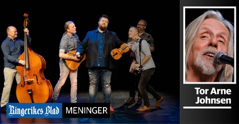 NY SINGLE: Drolsum Stasjon anno 2020 består av  Bjørn Wiggo Engen, Åsmund Felberg Johnsen, Jørgen Tangen Bendikssen, Morten Kleven og Ole Kristian Odden.