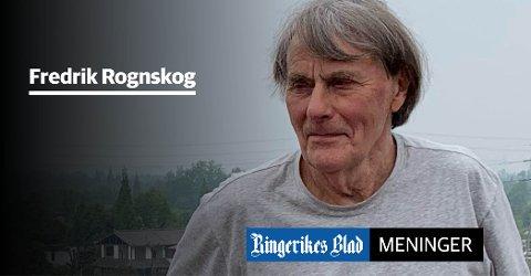 SLIPPER EUNNA: – Kvinner og barn er taperne i alkoholproblematikken. Når far drikker, slipper han alltid lettest unna, skriver Fredrik Rognskog.