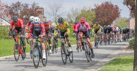 HAR TATT STEG: Mikkel Eide har gjort en solid treningsjobb og hevet seg mye som syklist det siste halvåret.