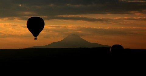 """Aero Filmfestival viser både gratis barnefilm og dokumentarer. Den første flyvningen til mennesket var i en luftballong, men hvordan kom de på den ideen? Da bør du sjekke ut """"1783 The first race to the sky"""""""