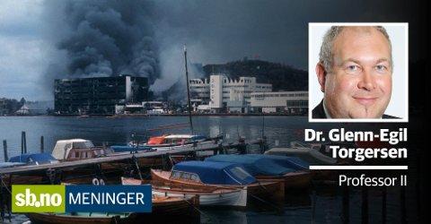 Jotunbrannen: 15. september ble beredskapen i Sandefjord satt på prøve. Hvor forberedet er du når noe uforutsett skjer igjen?
