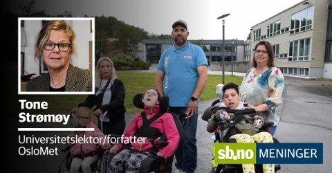 Sandefjords Blad skrev denne uka om barna som ikke får et lovet opplegg ved skolestart.