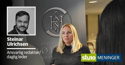 Hva slags rettsvern har barna våre? Bistandsavdokat Lene Høivang forteller at prosessen har vært særdeles krevende for hennes klient.