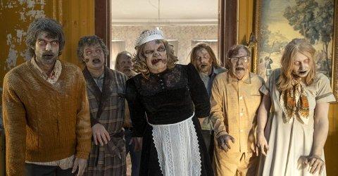 Norske zombier: Zombiefilm fra Henrik M. Dahlsbakk i «Prosjekt Z».