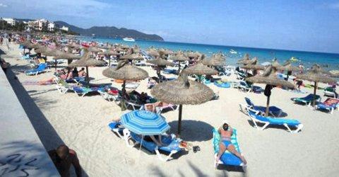 Nå blir det dyrere å feriere på Mallorca.