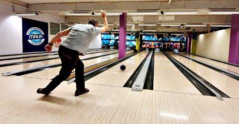 Fun Park på Løkkemyra er eneste sted å spille bowling i Kristiansund. Fra fredag stenger dørene.