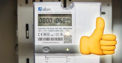 IKKE FARLIG: Statens strålevern skriver på sine nettsider at strålingen fra målerne er så svak at den ikke medfører noen form for helsefare – uansett hvor mange ganger i døgnet måleren sender data til nettselskapet.