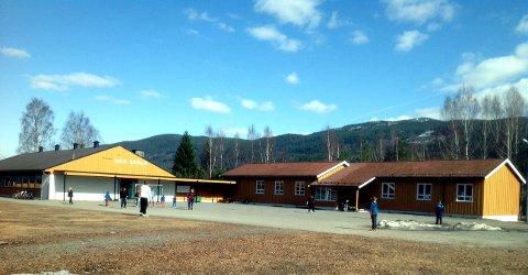 Undervisning hjemme: Ved Nes skole får alle elever hjemmeundervisning fram til 7. desember, men kommuneoverlegen presiserer at eleveneikkeer satt i karantene