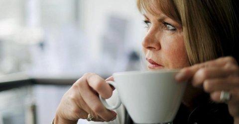 TRUET: Det vikigste morgenritualet for mange av oss, kaffen, er truet.