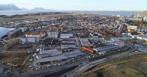 Bodø er interessant for den danske kjeden, som nå ønsker å etablere seg her.