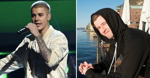 Alan Walker er Justin Biebers oppvarming i India.
