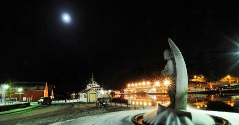 JULEBESØK: Britiske cruiseturister skal besøke Egersund på julaften 2022.