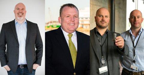 DRIV: Evoy, Corvus Energy og Bergen Carbon Solutions er nominerte til den første Driv-prisen.