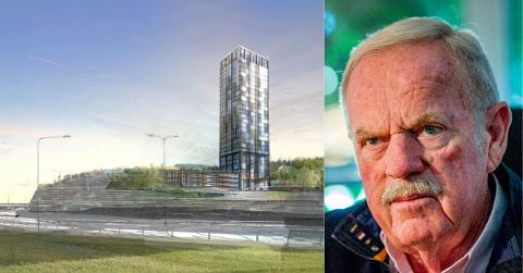Arild Aaseruds hotellplaner i Uddevalla endrer form, og nå er det usikkerhet rundt når prosjektet blir realisert.