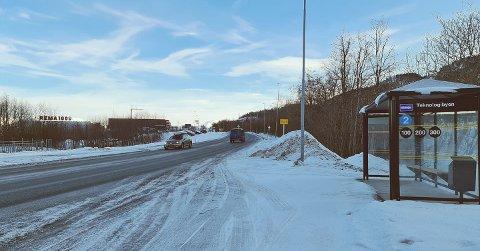Kryssene ved Narvik kirkegård og Teknologibyen skal oppgraderes.