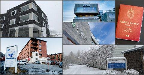 SPREDT: Det er de siste dagene blitt bekreftet smitte ved blant annet Nordbyen og Sørbyen omsorgssentre, Gjøvik sykehus, Gjøvik videregående og NTNU, samt at én har hatt med seg smitte fra utlandet.