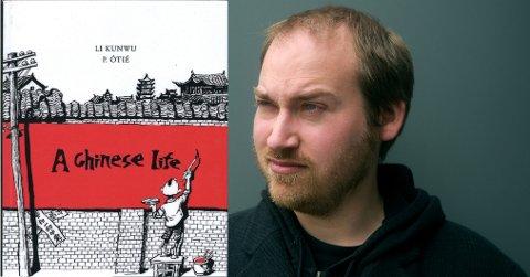 ANBEFALER: Selvbiografien «Et kinesisk liv» av Li Kunwu anbefales av Aslak Storaker.