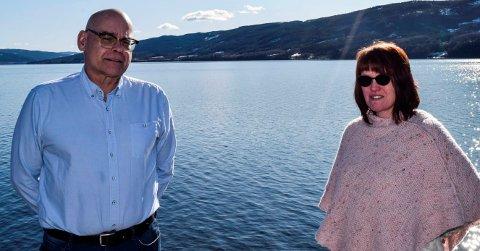 FOR GODT: Anders Aslesen og Else Randi Kolby sier seg ferdige med verv i fagbevegelsen for godt.