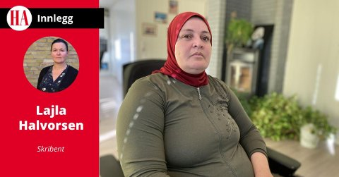 Lajla Halvorsen har skrevet et innlegg etter HAs sak om Rima Arhhal.