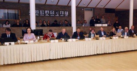 Tøffe tak: Styret i Finnmark Arbeiderparti valgte å gå inn for å oppnevne fellesnemnd. Det har skapt stor debatt i partiet og gir også negativ effekt på meningsmålingen denne uka.