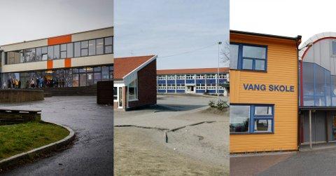 AVDELINGSLEDER: Bytårnet skole, Jeløy skole, Melløs skole og Vang skole og ressurssenter hadde alle behov for å fylle ledig stilling som avdelingsleder. Bare tre av de fire skolene har besatt stillingen.