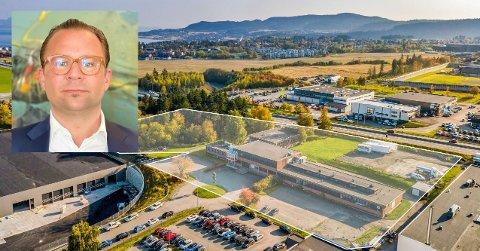 Raymond Molberg, daglig leder i Nidelvens Eiendomsselskab AS forteller at selskapet jobber aktivt mot kjøp av flere lignende eiendommer som den de har sikret seg på Tunga. Det var Norion Næringsmegling som sto for salget.