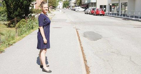 PROVOSERT: Marianne Røed blir provosert av NHOs utspill om å redusere antallet kommuner fra 428 til 77.