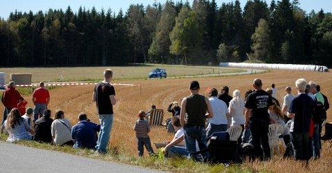 Tilbake: Etter seks års fravær skal NMK Larvik igjen arrangere rally. Lørdag 5. september er det duket for sprintrally i Kvelde og Hvarnes. Arkivfoto: Kai Kjeldsen