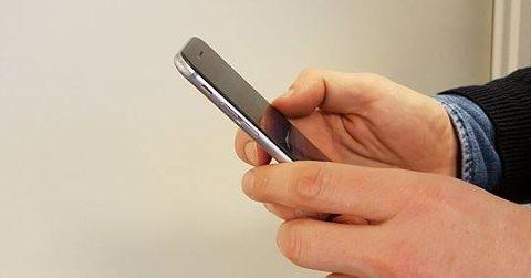 Kvinnen sendte 67 krenkende SMS-er uten å få svar. Illustrasjonsfoto