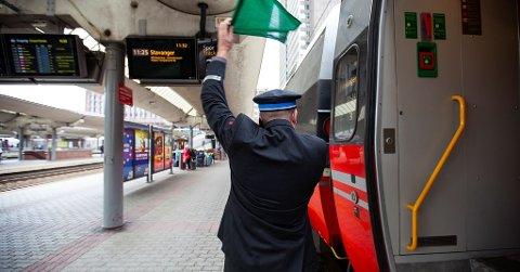 Fra en reise med tog 732 fra Oslo til Stavanger. Fra desember 2019 er det et britisk selskap som skal stå for driften av denne strekningen.