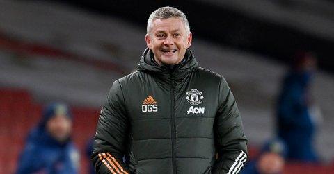 Manchester United-manager Ole Gunnar Solskjær er godt fornøyd med keepersituasjonen sin foran semifinalemøtene med Roma i Europa League.
