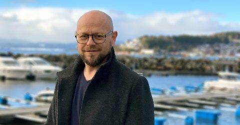 SJEFJOBB: Bjørn Tore Hals starter i sjefjobb i Trøndelag Reiseliv etter påske.