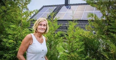 LEIT: Signy Svendsen tar over som gruppeleder for SV. Hun sier det er et tap for partiet at Ronny Kjønsø melder seg ut.