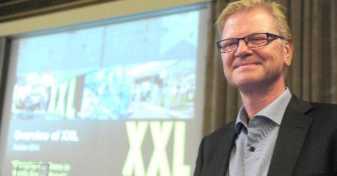 XXL-SJEF: Fredrik Steenbuch.
