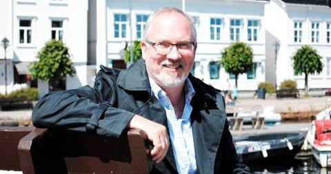 Pop: Orfører Per Kristian Lunden.foto: aab arkiv