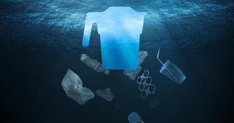 Årets TV-aksjon vil foregå digitalt for å unngå smitte. Inntektene går til WWF's arbeid om å bekjempe plast i havet.