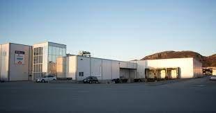 Tine-terminalen i Bodø. Nå er meieriselskapet på jakt etter nye lokaler. Foto: Tine.no