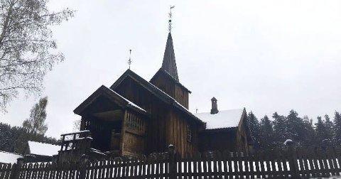 Vatnås kirke: Kirken bærer et katolsk preg over seg, både utvendig og innvendig. Det er en kirke fylt med kjærlighet og stolthet.