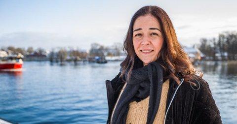 – Etter Farmen-oppholdet har jeg blitt veldig mye flinkere til å legge bort mobiltelefonen, sier Mina Hadjian (43).
