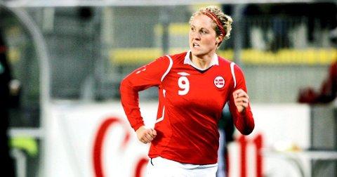 TILBAKE: Isabell Herlovsen returerer til Vålerenga.