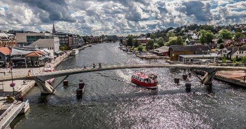 Fredrikstads befolkning vokste med 232 innbyggere i andre kvartal i år. 30. juni bodde det 83.452 mennesker i kommunen,