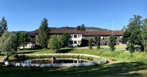 Granheim lungesykehus ble etablert i 1905. Framtida er uviss.