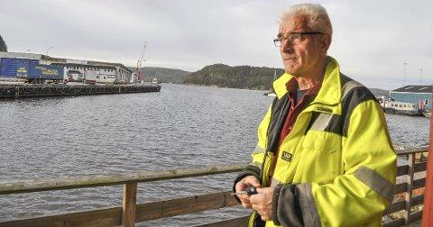 Går av: Jahn Harboe leverer sin oppsigelse 31. desember etter 38 år i Halden kommune. – Jeg føler at kursen er ustø, og da velger jeg livbåten, sier han.