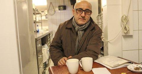 OPTIMIST: Jan Moen ønsker å komme i gang med restaurantdrift i en eller annen form igjen.  Foto: Rune Pedersen